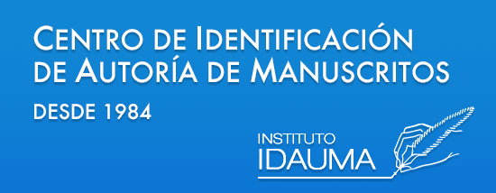 Instituto Idauma - Equipo Profesional de Peritos Calígrafos